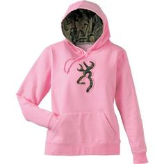 Browning® Women's Buckmark Sweatshirt at Cabela's $44.99