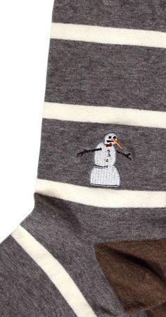 Calvin the Snowman view 2