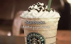 Especially sipping vanilla bean frappuccinos with hubby on our dates :)