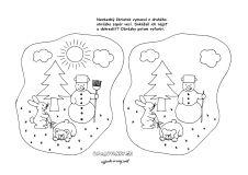 Zima Preschool, Snoopy, Album, Comics, Fictional Characters, Winter Time, Kid Garden, Kindergarten, Cartoons