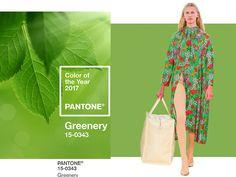 Fashion Bubbles - Moda como Arte, Cultura e Estilo de Vida Verde Greenery - A cor eleita pela Pantone para 2017