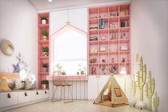 7 красивых примеров, которые помогут вам создать комнату для девочки