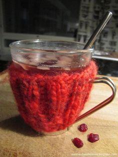 Knitted mug cozy Mug Cozy, Moscow Mule Mugs, Infinity, Tableware, Infinite, Dinnerware, Tablewares, Dishes, Place Settings
