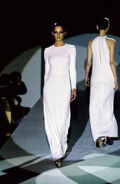 Gucci Fall 1996 Ready-to-Wear Fashion Show - Chandra North
