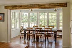 Inspiration-Dreamy Beautiful Indoor Sunrooms Best Picture For sunroom addition front of house For Yo Sunroom Dining, Dining Room Design, Dining Rooms, Dining Tables, Sunroom Kitchen, Dining Room Windows, Dining Room Furniture, Indoor Sunrooms, Homemade Home Decor