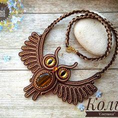 Fashion Illustration Tutorial, Soutache Necklace, Macrame Jewelry, Shibori, Beaded Embroidery, Handmade Jewelry, Beads, Leather, Crafts