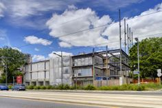 Another pre-Demolition angle of 282 St Clair Avenue West, future home of The Code Condos