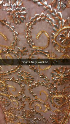 Hand Work Embroidery, Embroidery Suits, Embroidery Fashion, Girls Dresses Sewing, Dress Sewing Patterns, Bridal Mehndi Dresses, Pakistani Wedding Outfits, Beautiful Suit, Kurta Designs Women