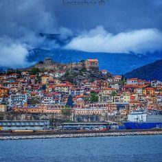 kostasboz Η αγαπημένη Καβάλα! Kavala City - Greece http://instagram.com/p/pIzEotw3Zq/