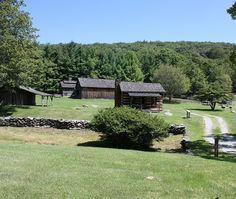 Grayson Highlands VA Hikes   Grayson Highlands State Park Homestead