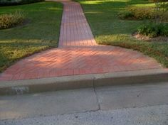 Paver walkway leading to the house Flower Bed Edging, Flower Beds, Paver Walkway, Walkways, Drainage Solutions, Landscape Services, Landscaping Company, Sidewalks, Outdoor Living Areas