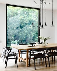 5 Amazing Tricks: Minimalist Home Living Room Kitchens minimalist decor bedroom interior design.Minimalist Home Interior Small minimalist home ideas sinks.Boho Minimalist Home Style. Dining Room Lighting, Home Decor Trends, Modern Dining Room, Minimalist Dining Room, House Interior, Trending Decor, Home, Interior, Dining Room Inspiration