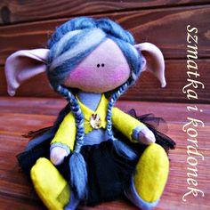 Szmatka i kordonek : Lukrecja słodka Elfica http://szmatkaikordonek.blogspot.com/