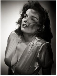 Jane Russell, photo by George Hurrell