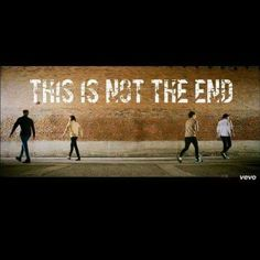 Cuz the truth is out, I realize that without you here life is just a lie.❤ We miss you, boys. One Direction 4'EVA'