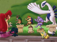 Hercules and Megara friends by VibaFleischer Cartoon Games, Cartoon Characters, Pokemon Crossover, Funny Disney Jokes, Funny Vid, Drawing Challenge, Cute Creatures, Kingdom Hearts, Hercules