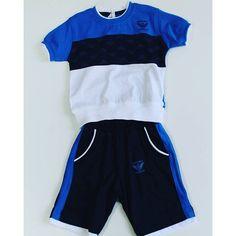 Если мальчик растет спортсменом, это очень круто, а если он еще и одет стильно, то это еще круче :)