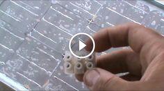 Painel solar caseiro - Montagem passo a passo #PARTE 4/4 Homemade Solar Panel -Mount step by step #4                                           Esse é o último da série de vídeos onde mostro como construí meus painéis caseiros, foi um total de quase 2hs de vídeos que fui publicando em partes toda semana, são 4 vídeos de aproximadadente 30 minutos cada, abordando os detalhes da construção. site... construindo painel fotovoltaico, construindo painel solar, construin
