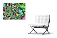 Kauf 'Farbentiefe' von gabiw Art auf Leinwand, Alu-Dibond, (gerahmten) Postern und Xpozer.