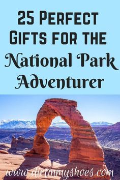 Find the perfect national park gifts for the outdoor enthusiast in your life! This list is awesome for anyone who loves the national parks or just wants to go hiking and camping more and celebrate nature! Great as Christmas gifts and for birthdays, or for any special occasion for Mom, Dad, guys, and girls. National Park Passport, National Park Gifts, National Park Camping, National Parks Usa, Outdoor Travel, Outdoor Gear, Go Hiking, Culture Travel, Travel Couple