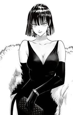 Chica Anime Manga, Manga Girl, Anime Art Girl, Manga Characters, Female Characters, Anime One Punch Man, Saitama One Punch, Hai, Fanarts Anime