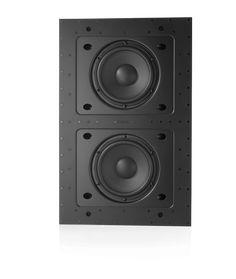 Revel Architectural Flush-Mount Aluminum Cone, Cast-polymer Frame Woofer Extreme Climate Loudspeakers - Each Audio Design, Speaker Design, Box Design, Wall Design, Loudspeaker, Home Theater, Apple Tv, Remote, Architecture