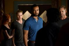 """#Shadowhunters 1x11 """"Blood Calls to Blood"""" - Clary, Jace, Luke and Michael"""