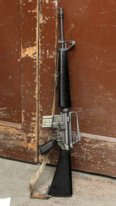 Images of firearms and other weapons. Military Weapons, Weapons Guns, Guns And Ammo, M16 Rifle, Assault Rifle, Armas Wallpaper, Lever Action Rifles, Battle Rifle, Cool Guns