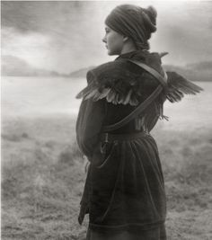 Beth Moon #feathers