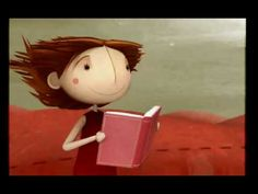 "maKinG Ur WorlD  MoRe BeAutiFuL BeCauSe oF A BooK!!!!               ""Argine"" - Wonderful animation by Tsesson on YouTube"