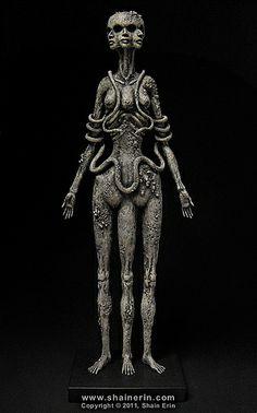 Hecate Sculpture
