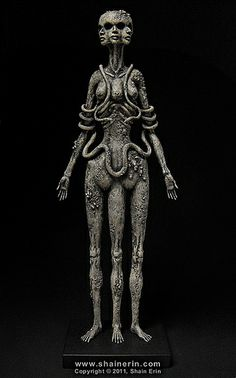 Hecate Sculpture