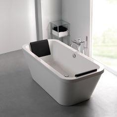 Bathtub by Carron, 175x80 cm, made in England.