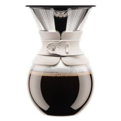Our next pour over. Ordering from Amazon to give our Chemex a break from time to time. No paper filters, yay!