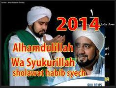 Lirik Sholawat Alhamdulillah - Habib Syech