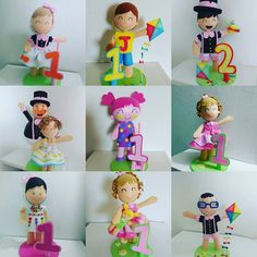 Topos de bolo Mundo Bita #mundobita  #bita #festabita  #festamundobita  #topodebolo