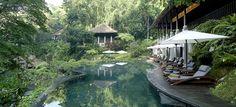 Diseño de Interiores & Arquitectura: Maya Ubud Resort, un Paraiso Tropical en Bali, Indonesia