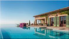 mediterrán nyaraló - Luxuslakások Deia Mallorca, Spanish Holidays, Luxury Cabin, Luxury Villa Rentals, Beautiful Places To Visit, Beautiful Beaches, Mauritius, Luxury Travel, Ibiza