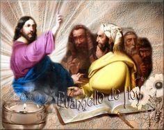Vidas Santas: Evangelio Junio 16, 2014
