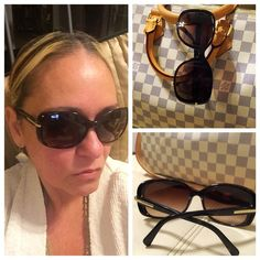 💥AUTHENTIC PRADA SHADES💥 💥These are very classy! In good condition, does not come in a box💥 Prada Accessories Sunglasses
