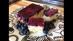 Gâteau renversé aux petits fruits #recettesduqc #dessert #gateau