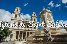 Iglesia de Saint Sulpice: Localización y horarios #paris #viajar #turismo #travel