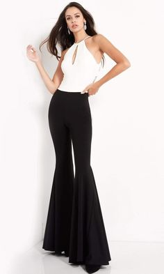 Flare Pants, Flare Skirt, Pageant Dresses, Bell Bottoms, Evening Gowns, Jumpsuit, Couture, My Style, How To Wear
