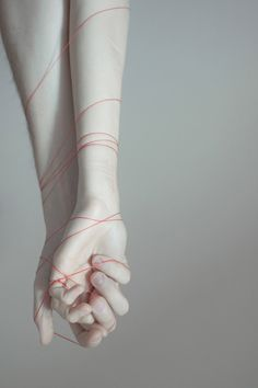 You see, my darling Tom, you and I are tied together by a red string of fate.