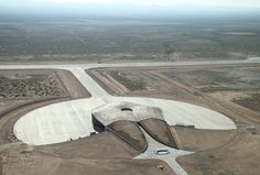 Spaceport America - Norman Foster