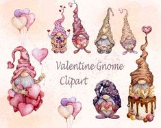 Valentines Illustration, Bird Illustration, St Patricks Day Clipart, 4th Of July Clipart, Baby Animal Drawings, Drag, Cute Clipart, Christmas Gnome, Christmas Clipart