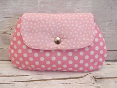 Fabric Pouch Travel Case Make Up Organizer  Utility Pouch Medicine Pouch Cosmetic Bag. (22.00 USD) by ScottStudioDesign