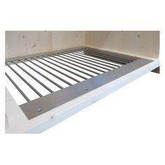 Terrassenschrank in Accoya Mattress, Bed, Furniture, Home Decor, Closet, Decoration Home, Stream Bed, Room Decor, Mattresses