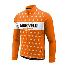 RONDE MENS THERMOACTIVE LS JERSEY @artscyclery