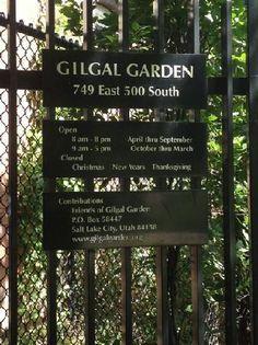 gilgal sculpture garden - Google Search